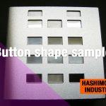 ボタン形状のサンプル