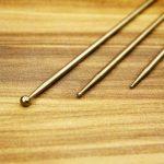 真鍮チップ固定用治具棒