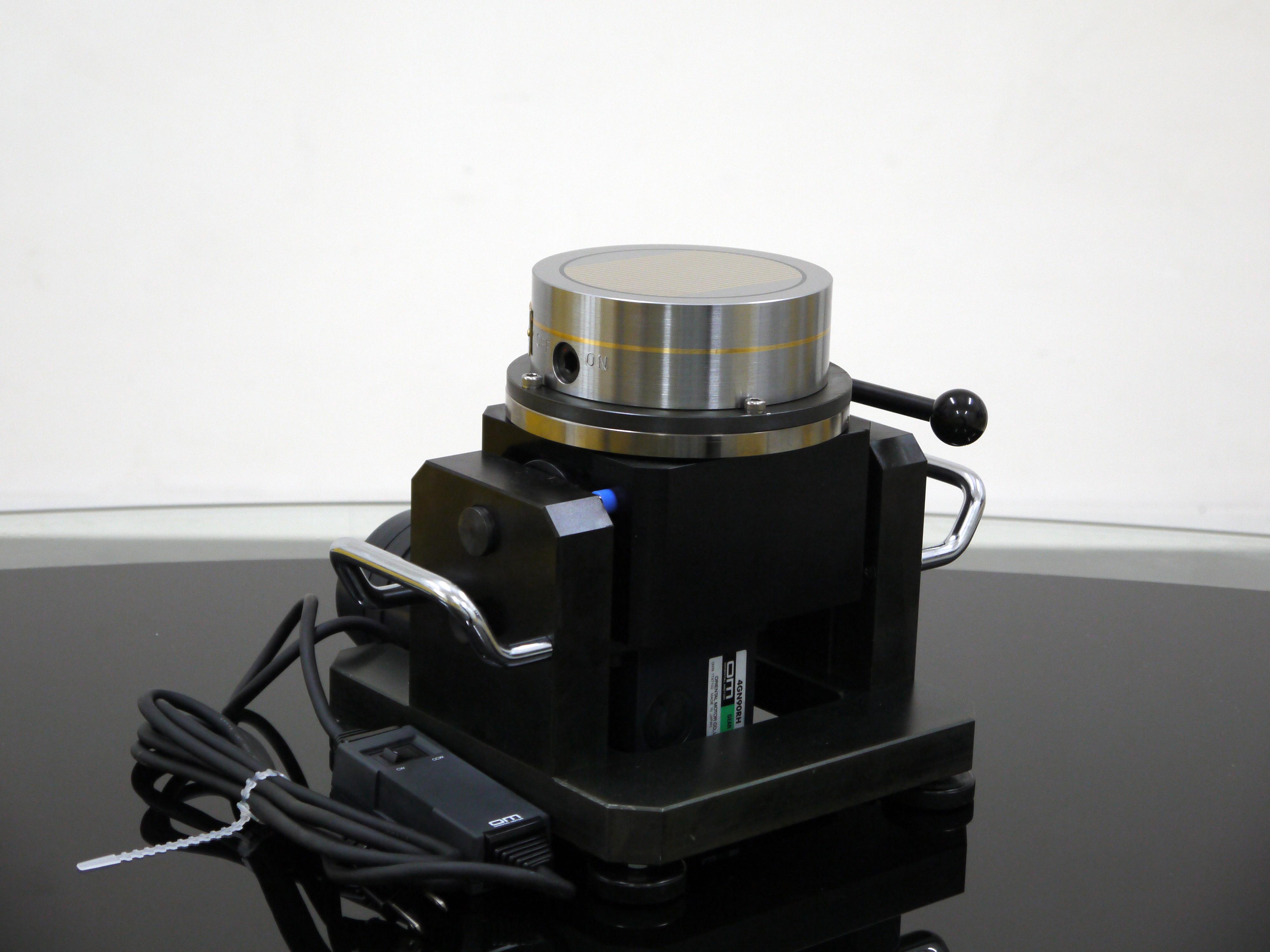 ロータリーステージHP3(金型磨き・精密溶接)